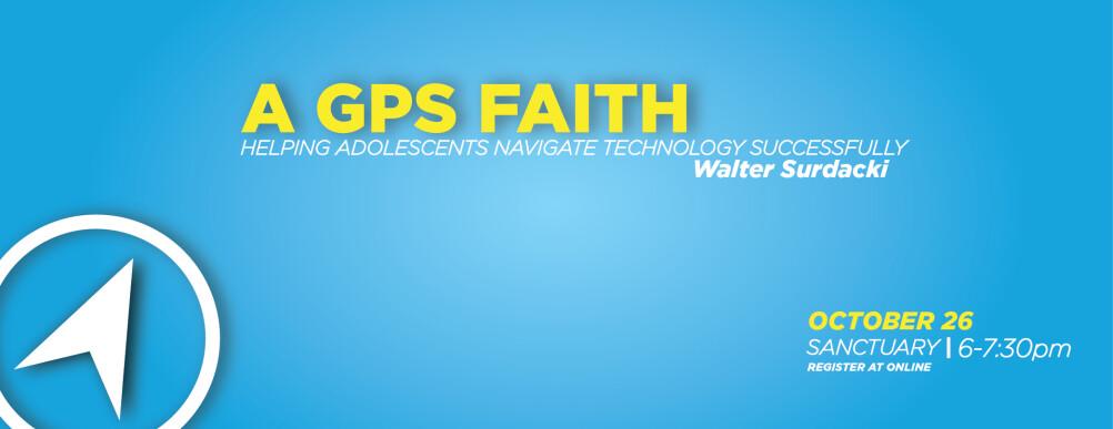 GPS Faith Parenting Seminar