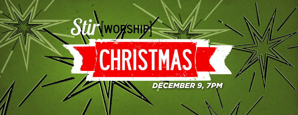 Stir Christmas Worship